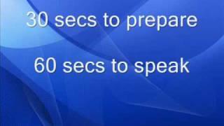 TOEFL Speaking question 6 part 1 (4 samples)
