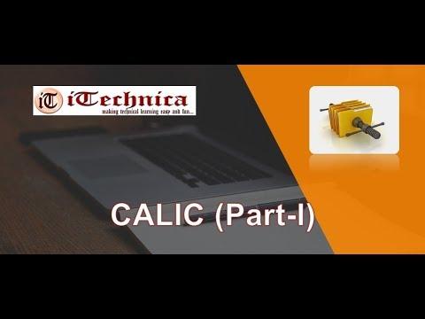 35. CALIC - (Part I)