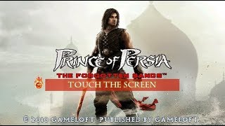 Prince of Persia: The Forgotten Sands Game [Java Games]