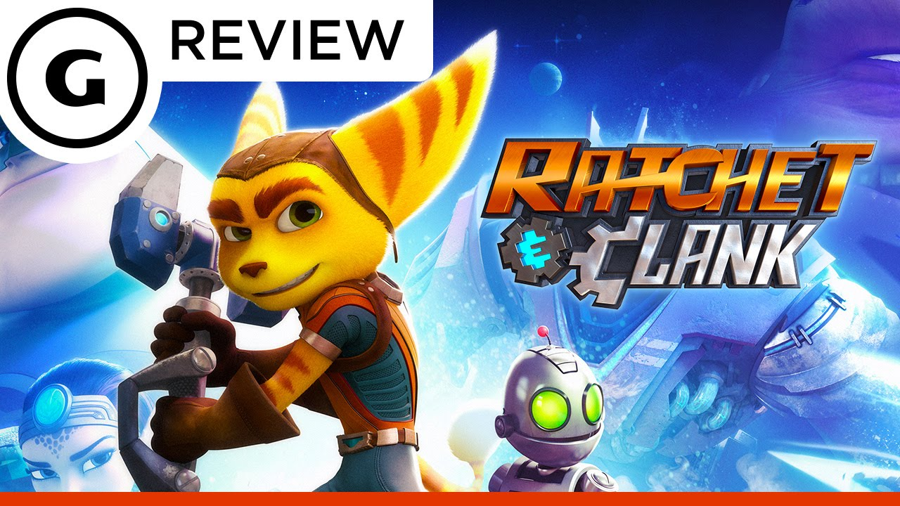 Ratchet Clank Ps4 Review Youtube