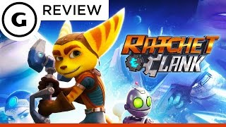 Ratchet & Clank (PS4) - Review