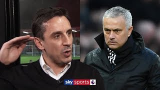 How To Fix Man United After Sacking Jose Mourinho  Gary Neville