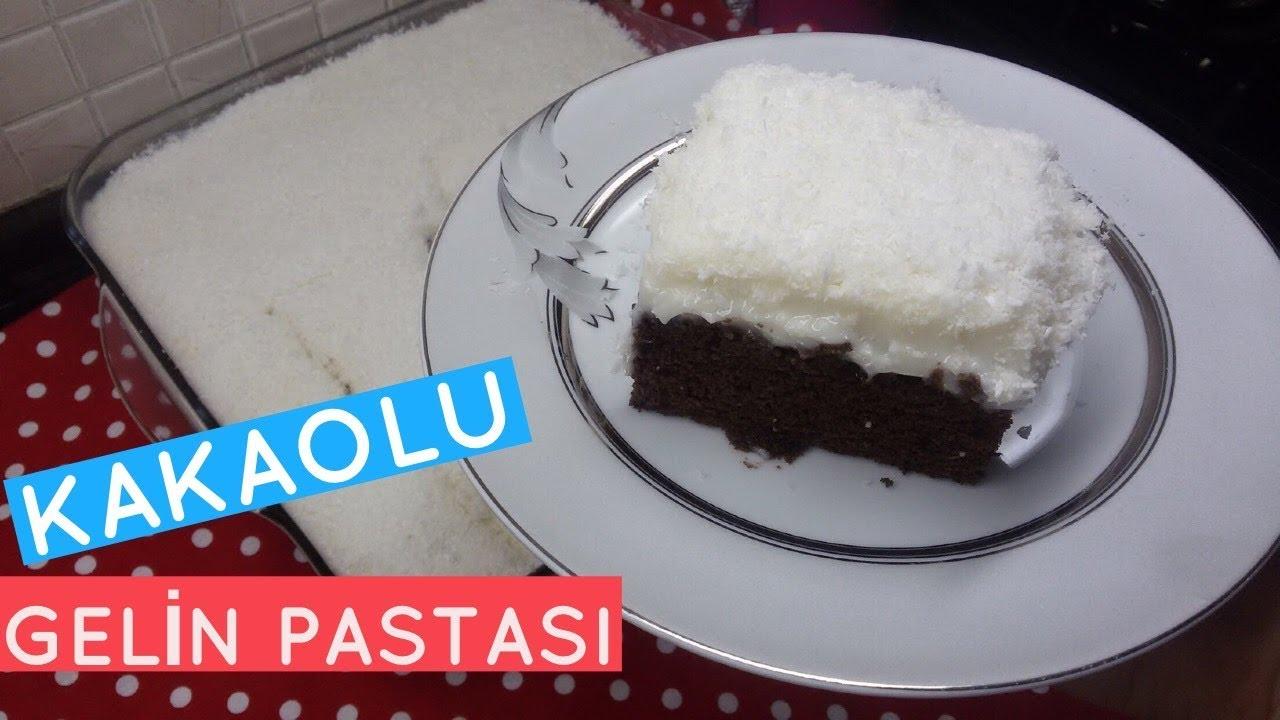 Kakaolu Gelin Pastası Videosu