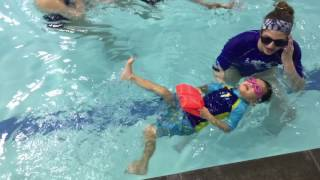 Survival Swimming Class for Kids