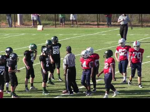 Pacelli Vikings VS Calvary Knights (Middle School)