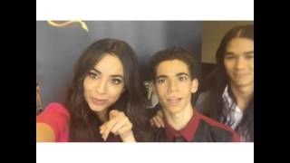 Booboo Stewart, Sofia Carson & Cameron Boyce for YSBNow - July 27th 2015