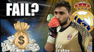 Video HERE'S HOW MUCH AC MILAN WIL MAKE SELLING DONNARUMMA TO REAL MADRID | SERIE A TRANSFER NEWS download MP3, 3GP, MP4, WEBM, AVI, FLV Oktober 2017