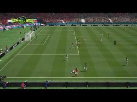 CDM14 : 1/4 de Finale : Pays Bas - Costa Rica, notre match
