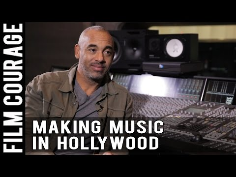 How An Unknown Music Producer Broke Into Hollywood - Harvey Mason Jr. [FULL INTERVIEW]