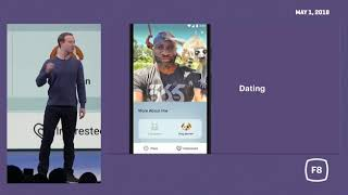 Facebook dating llega como alternativa a Tinder