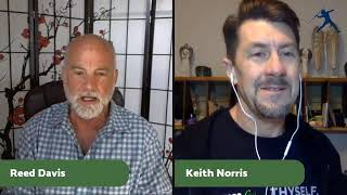Keith with Reed Davis from Functional Diagnostic Nutrition, Part 1