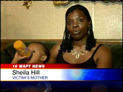 Mother of Robert Hill Speaks Out