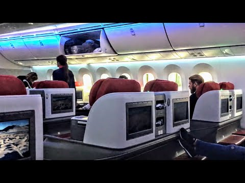 TRIP REPORT | LATAM 787-9 | Premium Business | Frankfurt - Madrid