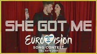 Switzerland - Luca Hänni - #SheGotMe - Eurovision 2019 (Cover Jeremi Bachmann)