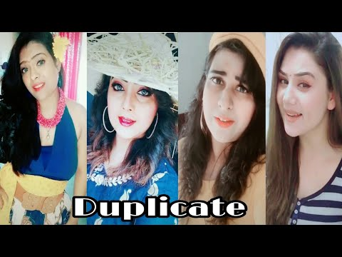 Tiktok Videos Duplicate Face Of Celebrity ll Sridevi, Karishma, Pretty Zinta, Kajol And Other 🤗 from YouTube · Duration:  3 minutes 55 seconds