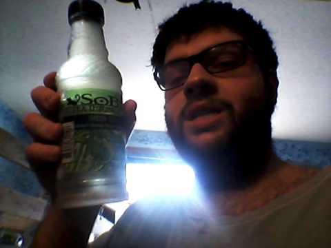 Deadcarpet Energy Drink Reviews - Green Tea Sobe Tea Infusion