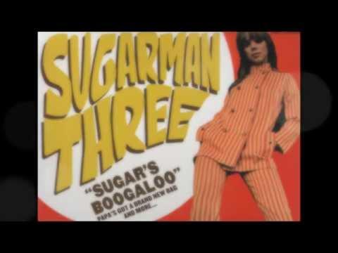 SUGARMAN THREE - SOCK MONKEY - LP 'SUGAR'S BOOGALOO' - DAPTONE DAP 006