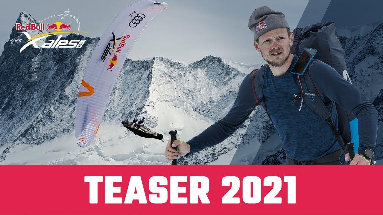 Red Bull X-Alps returns 2021! (Official Teaser)