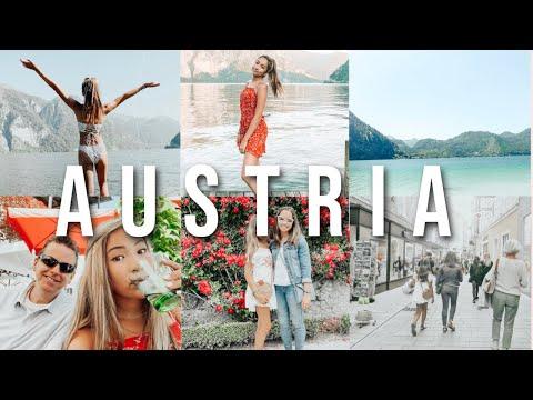 AUSTRIA | Hallstatt, Salzburg, And More!