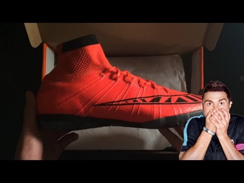 Nike Mercurial X Proximo - Unboxing