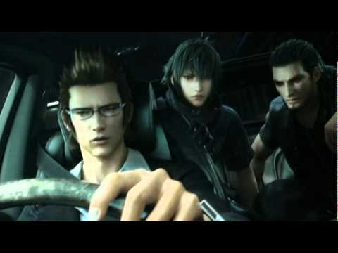 Final Fantasy Versus XIII  My Trailer SIG 2011 HD