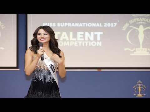 Miss Supranational 2017: Talent Awards