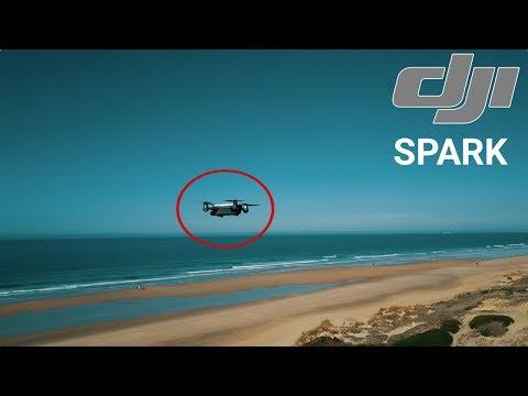 DJI SPARK   REVIEW MEJOR DRONE 2017 en Español   IMPRESIONANTE!