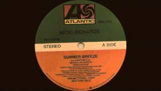 Nicki Richards - Summer Breeze (Radio Edit) Atlantic Records 1991