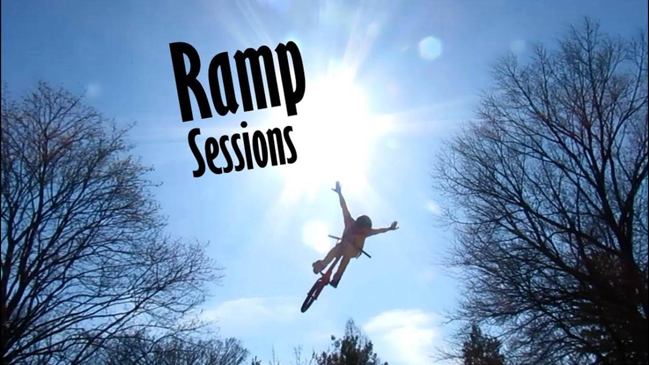 backyard ramp sessions youtube