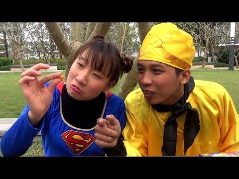 Trò Chơi Ăn Kẹo Thối – Bean Boozled ❤ BIBI TV ❤