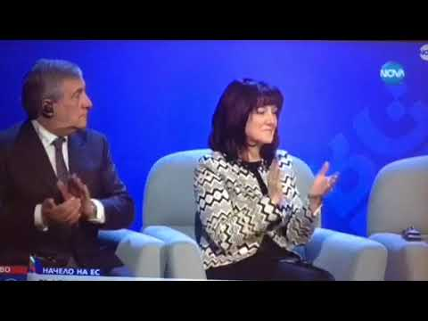 Доналд Туск говори на български - Donald Tusk speaks Bulgarian