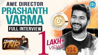 Awe Director Prashanth Varma Promotional Interview | Frankly With TNR #3 | Talking Movies