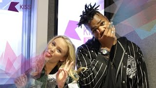 MNEK & Zara Larsson talk success & Never Forget You | KISS