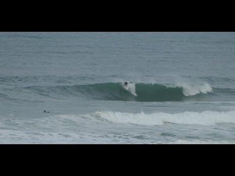 Lacanau Surf Report Vidéo - Samedi 09 décembre 11H30
