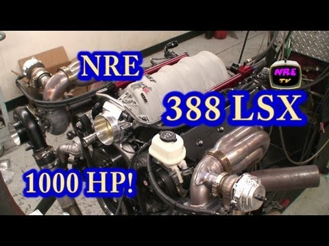 1000 HP Chevy LSX Daily Driver from Nelson Racing Engines  Tom Nelson