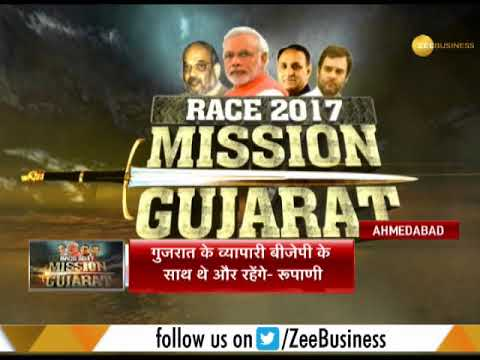 Race 2017 Mission Gujarat: Sudhir Chaudhary speaks exclusively to Gujarat CM Vijay Rupani