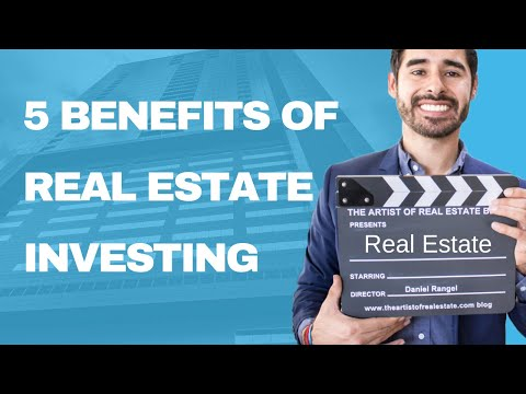 The 5 Other Benefits of Investing in Real Estate