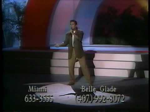"Peter Fernandez Sings ""Abrazame"""