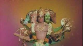 jai hanuman-panchamukha anjaneya scene my favourite....narasimha...