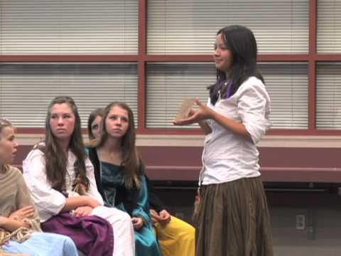 Renaissance Faire At Mesa View Middle School