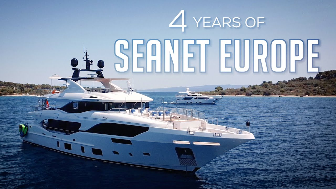 CO-OWN A SUPER YACHT!!! FOUR YEARS OF SEANET EUROPE.