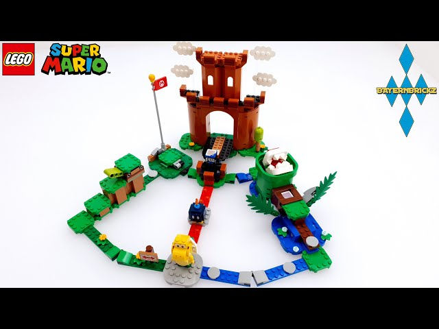 Lego Super Mario - 71362 Guarded Fortress / Bewachte Festung + Gameplay