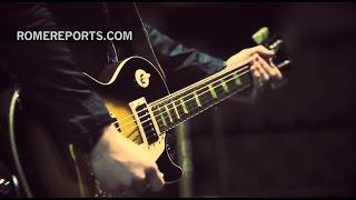 Indie rock cristiano a cargo del grupo Sidewalk Prophets