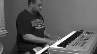 Robert Glasper - Lift Off cover by Rod P