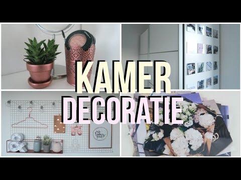 Wonderbaar Kamer Decoratie Tips | Bo - YouTube PM-93