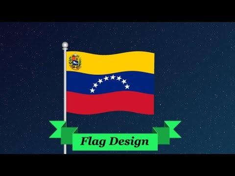 Flag Design Venezuela