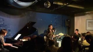 7/Nov/2011 三軒茶屋 ジャズ・ライブ&バー・レストラン Obsounds(オブ...