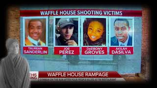 View Video Here: Victims identified in Waffle House SHOOTlNG [2018]