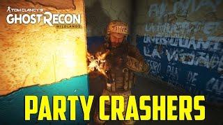 Ghost Recon Wildlands - Party Crashers
