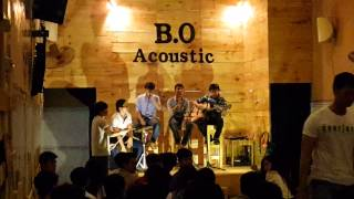 Hè muộn -PGC  ( Tại B.O Coffee Acoustic )